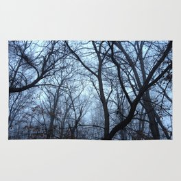 Winter Gloom Rug