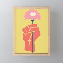 First Of May Framed Mini Art Print
