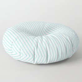 Limpet Shell Stripes Floor Pillow