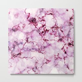 cherry candy Metal Print