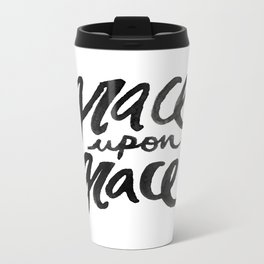 Grace upon Grace Metal Travel Mug
