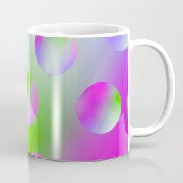 M&Ms on Purple Coffee Mug