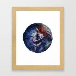 Tanya Shatseva x Tamaryn Framed Art Print