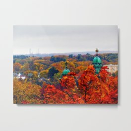 November Colors in Portland (3) Metal Print