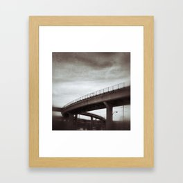 Ramps One Framed Art Print