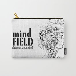 Mind Field –Sir Real Carry-All Pouch
