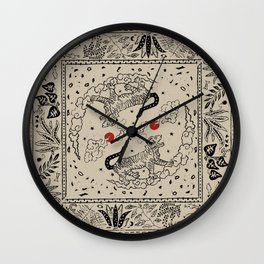 Duality in nature V.2 Wall Clock