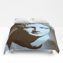 Head of a Goddess - photo Comforters