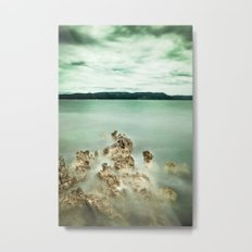 Timeless sea Metal Print