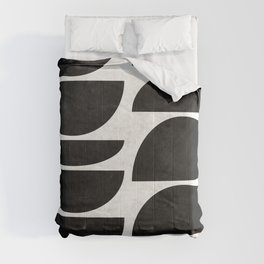 Mid-Century Modern Pattern No.9 - Concrete Comforters