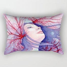 Soul of the Siren Rectangular Pillow