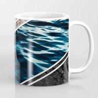 Striped Materials of Nature IV Mug