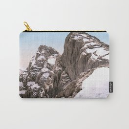 Hocheck and Mittelspitze 1900 Carry-All Pouch