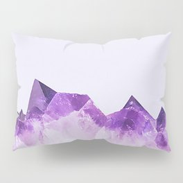 Amethyst Riff Pillow Sham