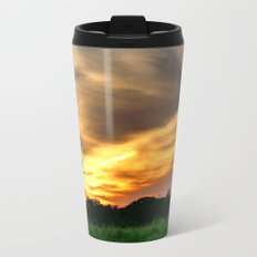 April East Texas Sunset Travel Mug