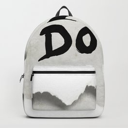 Don't (Paper Version) Backpack