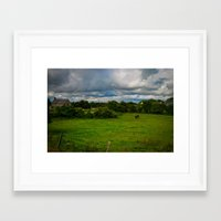 farm Framed Art Prints featuring Farm by Ashley Hirst Photography