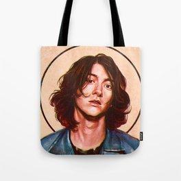 Alex Turner Tote Bag