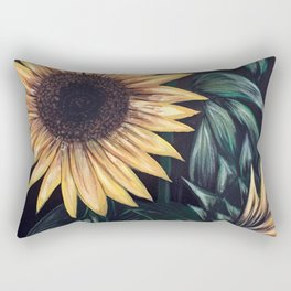 Sunflower Life Rectangular Pillow