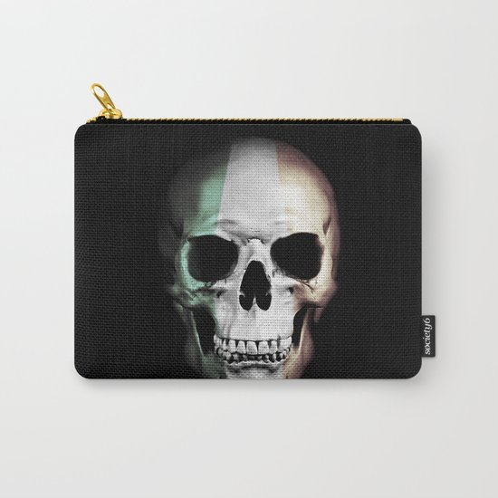 Irish Skull Carry-All Pouch