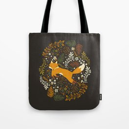 Fox Tales Tote Bag