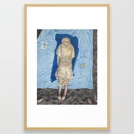 Musz Framed Art Print