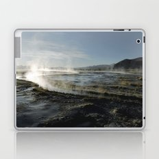 Natural spas Laptop & iPad Skin
