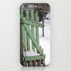 Green Gate iPhone 6s Slim Case