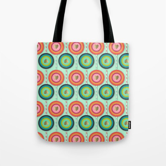 Love and Lollipops Tote Bag