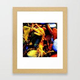 Coast Fifteen Framed Art Print