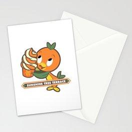 Florida Orange Bird Stationery Cards