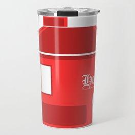Red House Logo Style Travel Mug