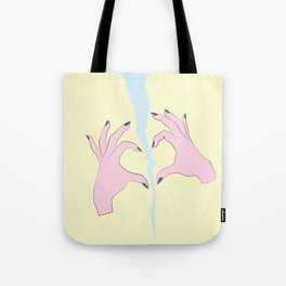 Broken Heart Club Tote Bag
