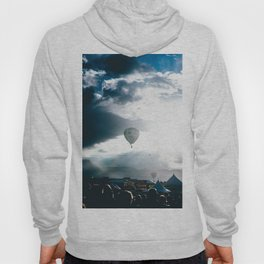 Albuquerque Balloon Fiesta Sunrise Hoody