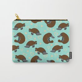 Platypus Love Carry-All Pouch