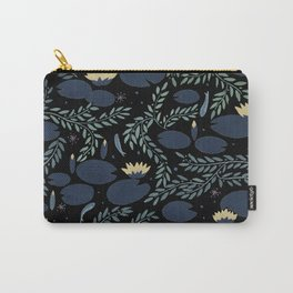 night waterlily Carry-All Pouch