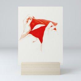 Open Mini Art Print