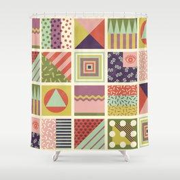 Patternz Shower Curtain