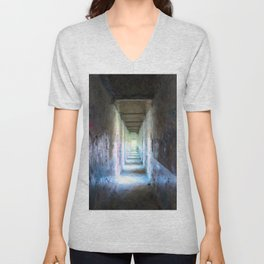 Exit from Reality Unisex V-Neck