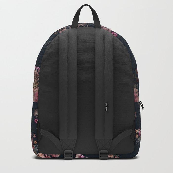 Japanese Boho Floral Backpack