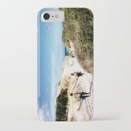 Girls' Surfing Safari iPhone Case