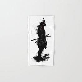 Armored Samurai Hand & Bath Towel