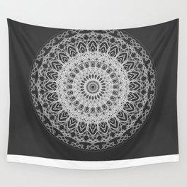 Mandala blast Wall Tapestry