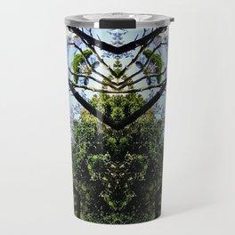 Natural Pattern No 1 Travel Mug