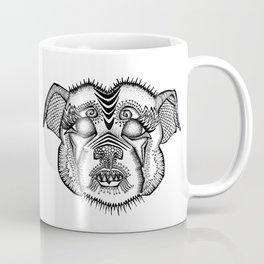 Staffie #1 Coffee Mug