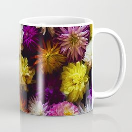 Pop Color Flowers (Color) Coffee Mug