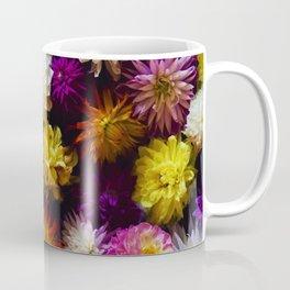 Pop Color Flowers (Color) Coffee Mug