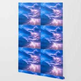 When Lightning Strikes Wallpaper