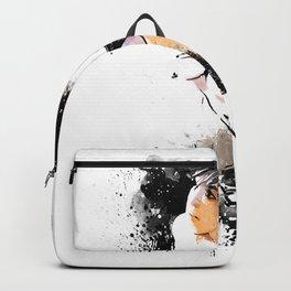 Shibari - Japanese BDSM Art Painting #7 Backpack