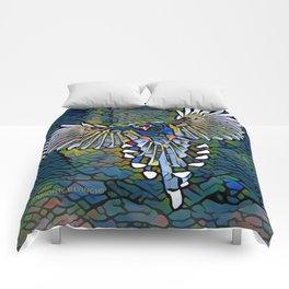 Flight of Freedom Comforters